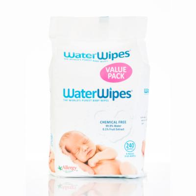 Anúncio TV Toalhitas WaterWipes