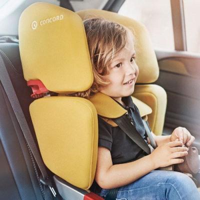 Tudo o que precisa saber sobre o transporte de crianças em automóvel